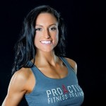 IFPA Pro Liz Calabro Interviews with Ripped Recipes