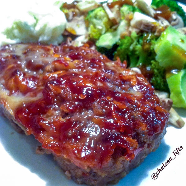 Ripped Recipes - Chipotle Bbq Meatloaf