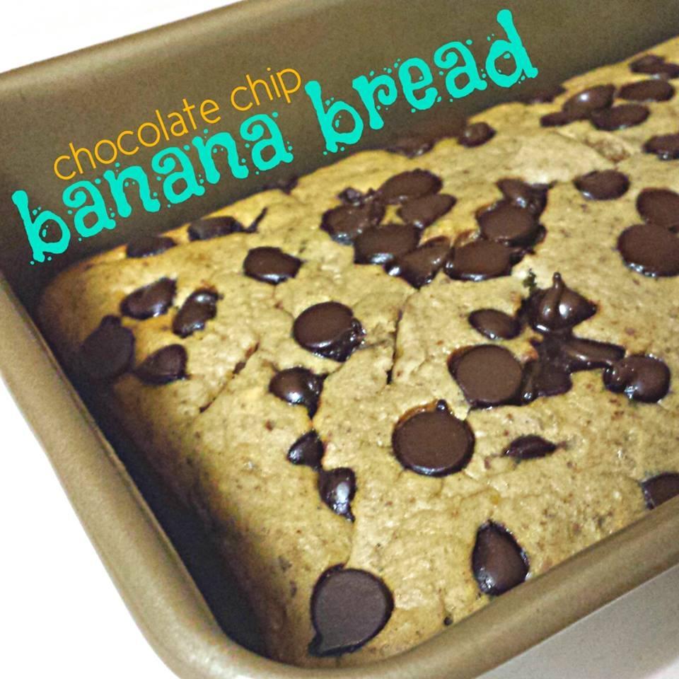 Chocolate Chocolate Chip Banana Bread Recipe — Dishmaps