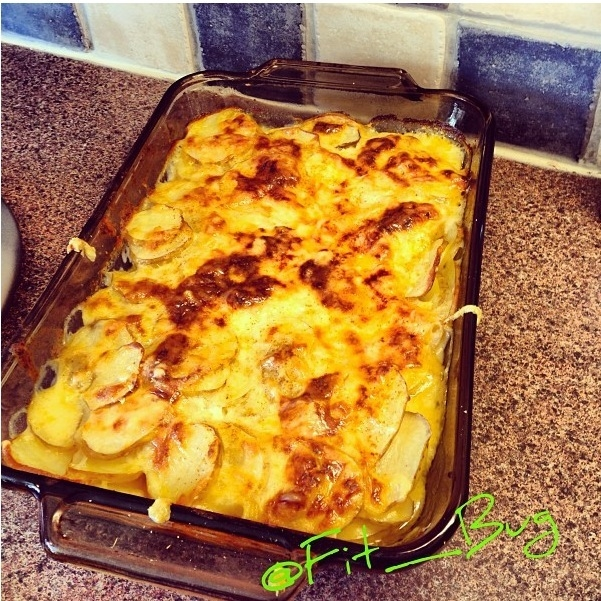 Ripped Recipes Clean Scalloped Potatoes
