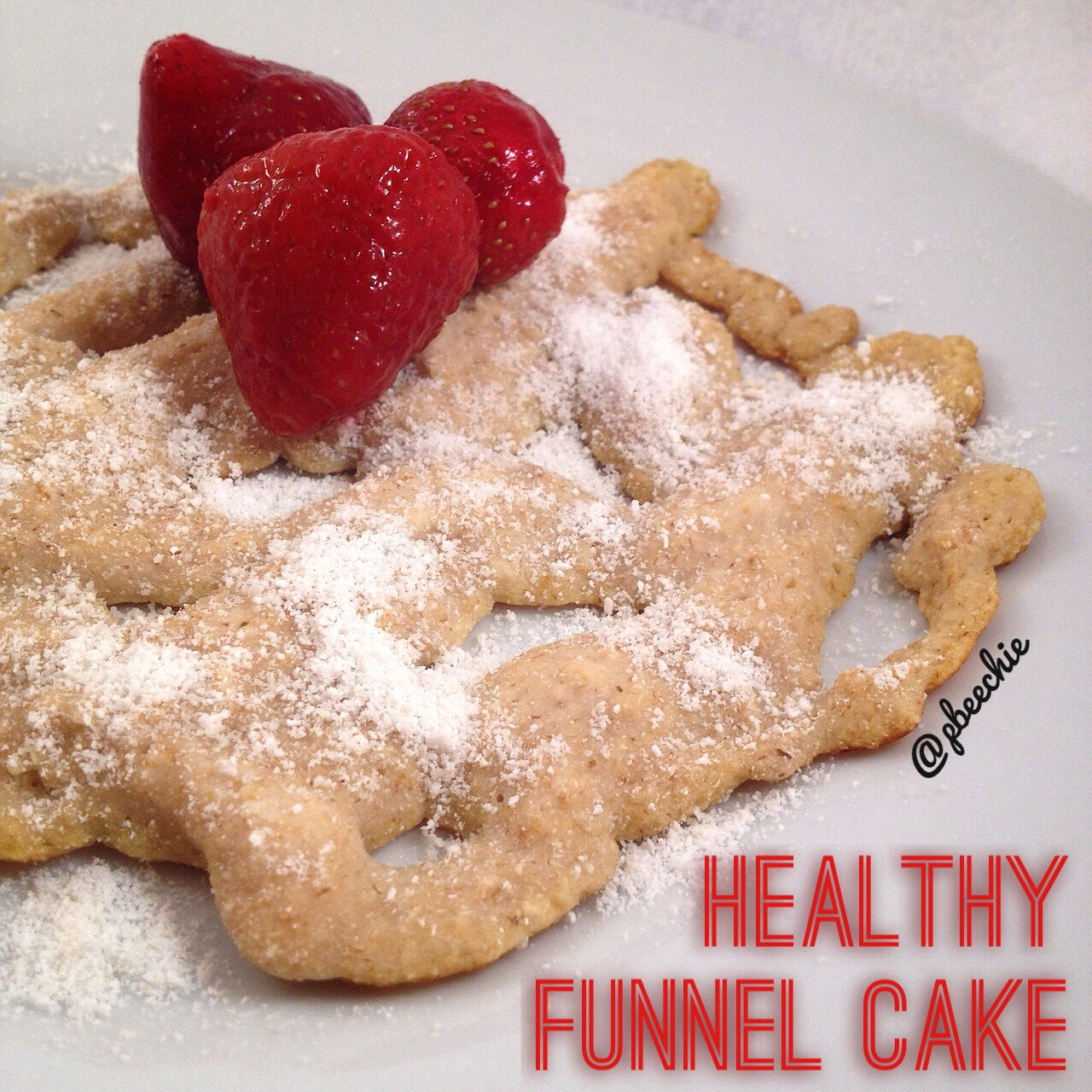 Ripped Recipes Healthy Funnel Cake