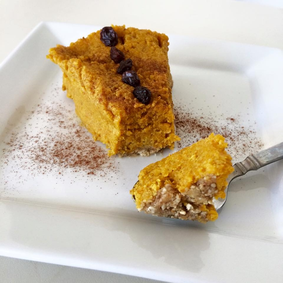 Ripped Recipes - Healthy Pumpkin Pie