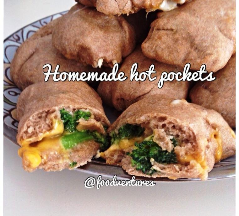 Ripped Recipes - Homemade Hot Pockets