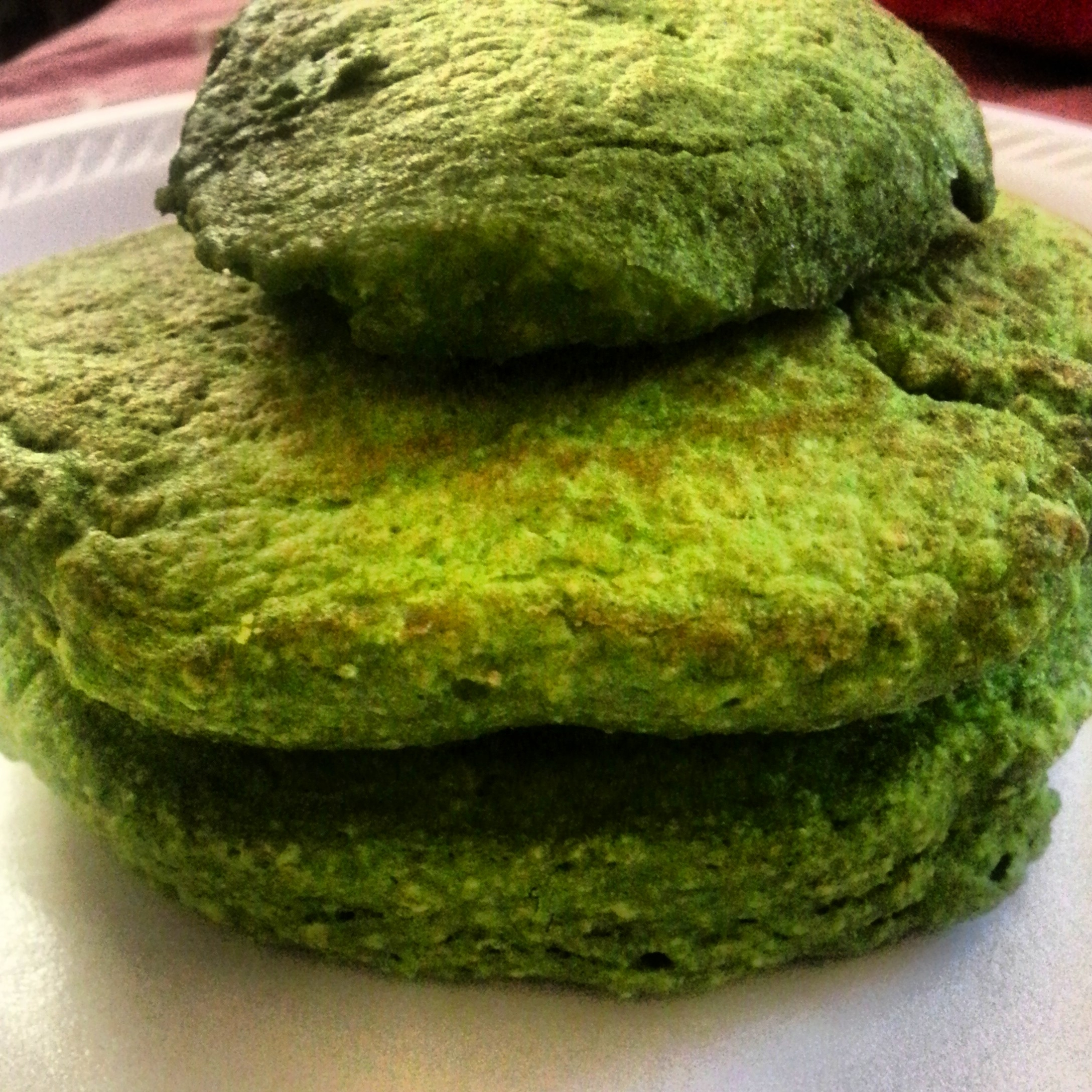 Ripped Recipes Hulk Cakes