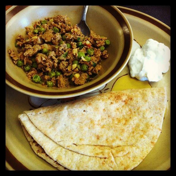 Ripped Recipes Muttar Chicken Keema Indian Dish