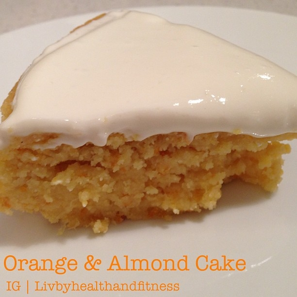 Rachel Allen Tunisian Orange Cake