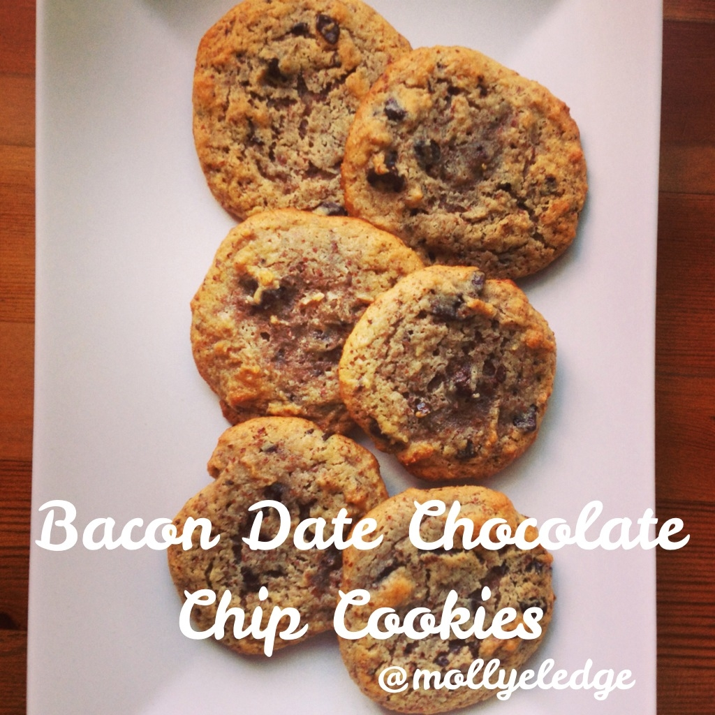 Paleo Date Chocolate Chip Cookies