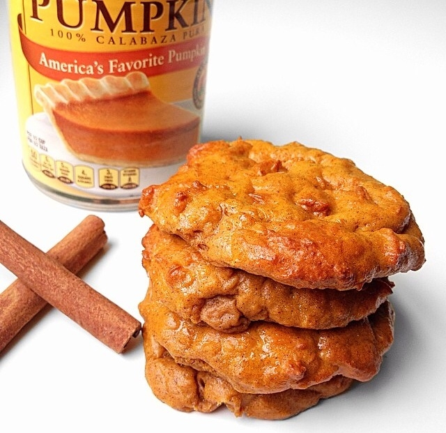 Ripped Recipes - Pumpkin Protein Cookies