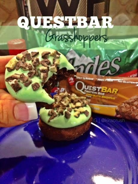 Questbar Grasshoppers