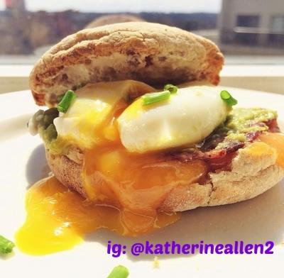 A Ridiculous Breakfast Sandwich