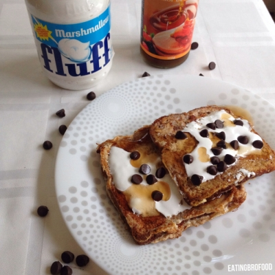 Always Want S'More French Toast