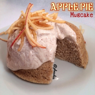 Apple Pie Mugcake
