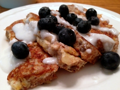 Banana French Toast Sticks