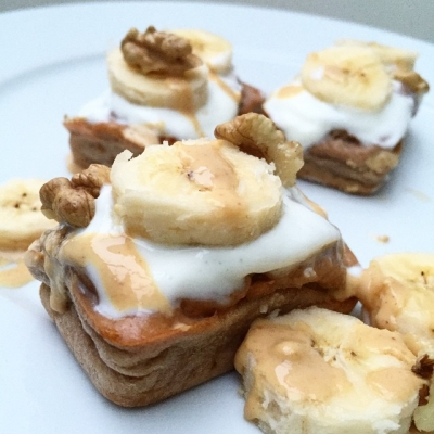Banana Nut Mini Loaves