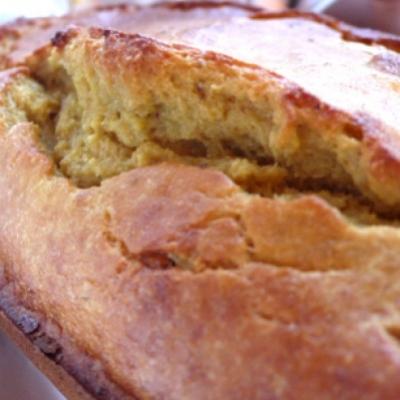 Banana Protein Bread