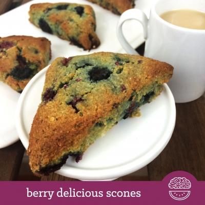 Berry Delicious Scones
