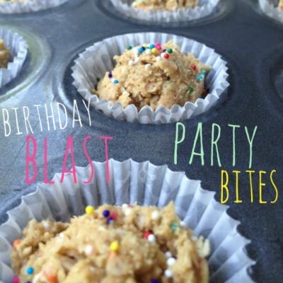 Birthday Blast Party Bites