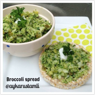 Broccoli Spread