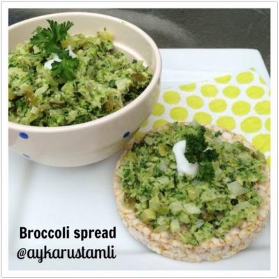 Broccoli Spread