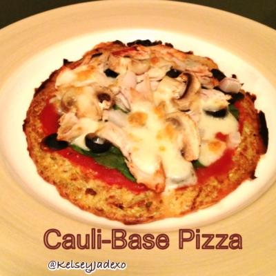 Cauli-Base Bread