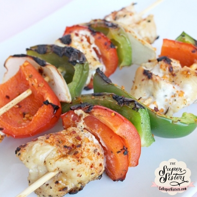 Chiptole Bbq Chicken Skewers