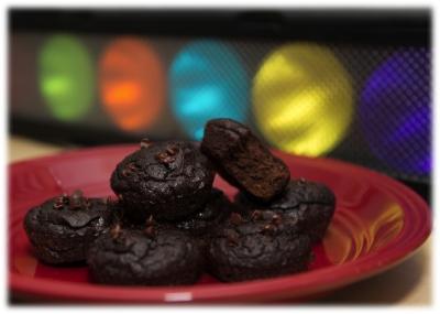 Chocolate Avo-Cupcakes