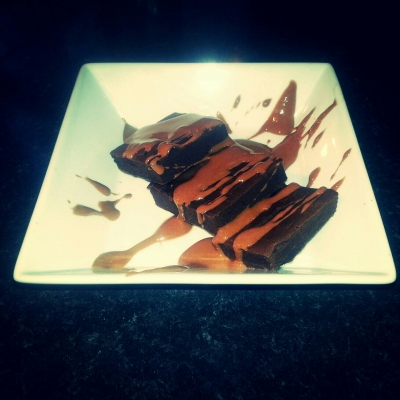 Chocolate Black Bean Brownies!