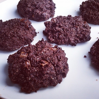Chocolate Chia Cookies