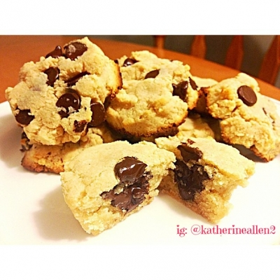 Chocolate Chip Cookies/Cookie Cups