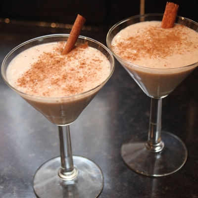 Christmas Special - High Protein Egg Nog
