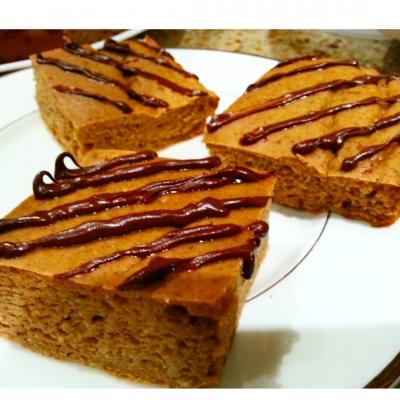 Cinnamon Raisin Pb Protein Blondies