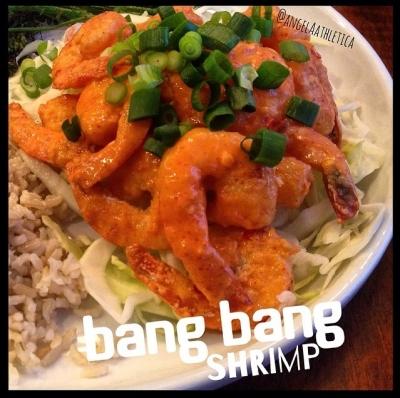 Clean Bang Bang Shrimp