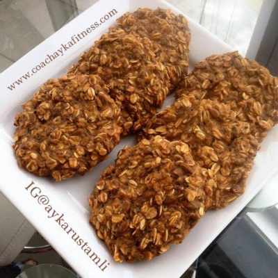 Clean Chia Cookies