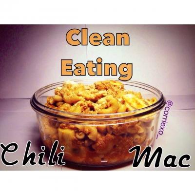 Clean Eating Chili Mac