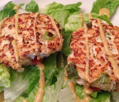 Clean Eating Tilapia Cakes