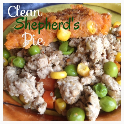 Clean Shepherd'S Pie