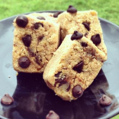 Cookie Dough Blondies