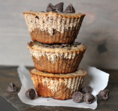 Cookies N' Cream Mini Protein Cheesecakes