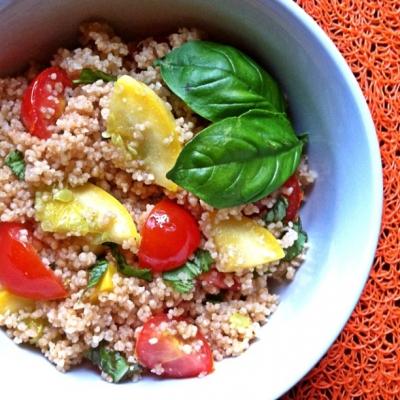 Cool Couscous Salad