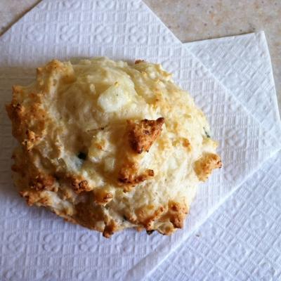 Cottage Cheese Bisquick Biscuits