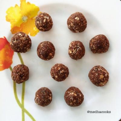 Crunch Bar Truffles