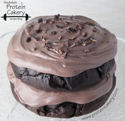 Devil'S Food Protein Cake