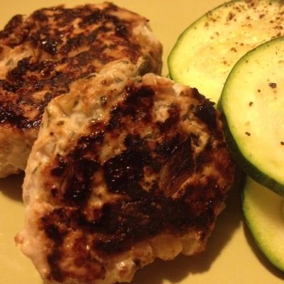 Dijon Turkey Burger