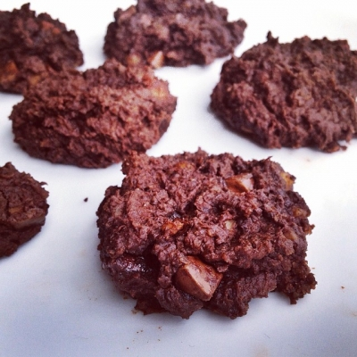 Double Chocolate Cookies!