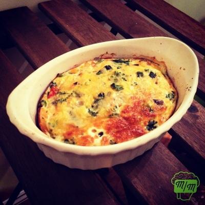 Egg Muffin Casserole