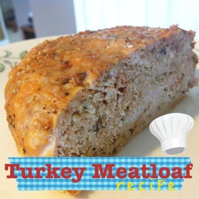 Extra Lean Turkey Meatloaf