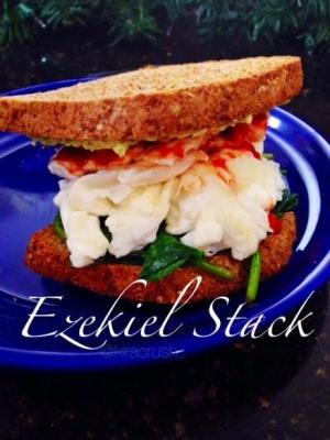 Ezekiel Breakfast Stack