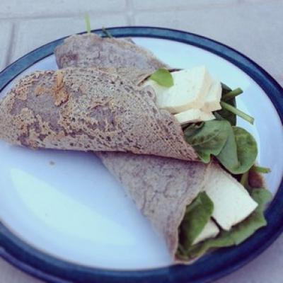 Ripped Recipes - Gluten-Free Buckwheat Tortillas