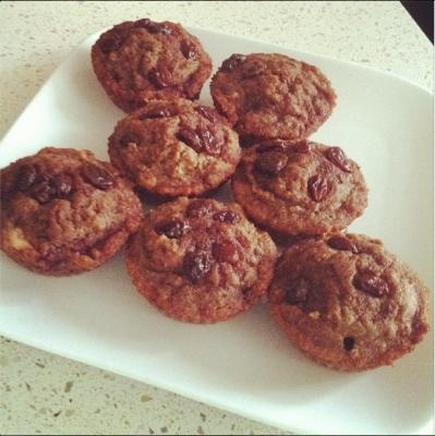 Gluten Free Cinnamon Roll Cupcakes!