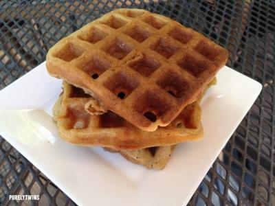 Grain-Free Plantain Waffle
